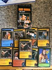 NEW WWF RAW DDEEAL COLLECTIBLE CARD GAME WCW NITRO 2005 Raw Deal Bootleg NOS