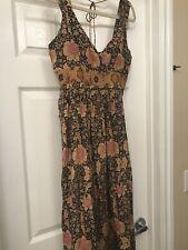100% Silk Tracy Reese Plenty Dress Size 4