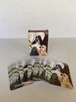 Cocker Spaniels Dog Poker Playing Cards Deck Set Ruth Maystead Spaniel
