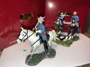 metal toy soldiers. W Britains.  Natal, Boar Troopers .