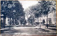 1914 Postcard: Elm Street - Cobleskill, New York NY