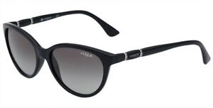 Genuine VOGUE 2894 Replacement Sunglasses Lenses - PC Gradient Grey