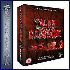 TALES FROM THE DARKSIDE- COMPLETE COLLECTION-SEASONS 1-4   **BRAND NEW DVD **