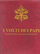I VOLTI DEI PAPI da San Pietro a S.S. Giovanni Paolo II