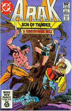 Arak, Son of Thunder # 4 (USA,1981)