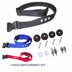 "RFA-48 Compatible 1""  Replacement Collar Strap Combo Accessory Refresh RFA 529"