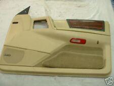 GRAND CHEROKEE ORVIS RF DOOR PANEL WOOD GRAIN INFINITY