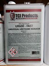 Urathane Fast Dry UR ~ 600 100% Virgin Urethane Paint Reducer 1 - Gallon Can