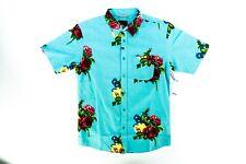 Imperial Motion Short Sleeve Button Down Hawaiian Mens Summer Floral Dress Shirt