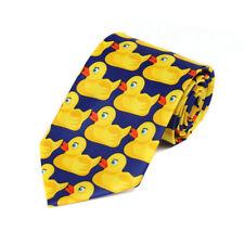 Yellow Rubber Duck Tie HIMYM How I Met Your Mother Barney's Ducky Necktie USA