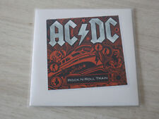 "MEGA RARE  cd single AUSTRALIAN PROMO AC/DC "" Rock'n'roll train ""  COLLECTOR!!!"