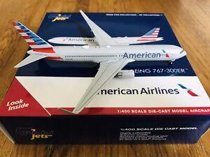 GEMINI JETS 1:400 , AMERICAN AIRLINES, BOEING 767-300ER, N392AN