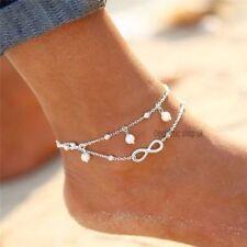 Pulseras de joyería perla plata