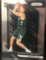 DONTE DIVINCENZO 2018-19 Panini Prizm  RC Rookie Card Milwaukee Bucks Invest!