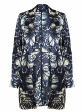 Atmosphere Polyester Casual Floral Coats & Jackets for Women
