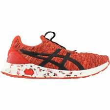 ASICS Hypergel-Kenzen  Mens Running Sneakers Shoes    - Red