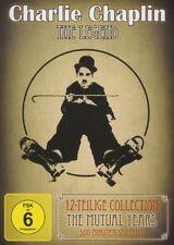 >> Charlie Chaplin - The Legend Pappschuber , DVD  >>