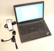 "LENOVO THINKPAD T440 INTEL vPRO i5 2.5GHz 8GB RAM 500GB HD 14"" WIN 8"