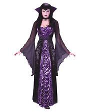 Morris Costumes Women's Classic Halloween Vampire Countess Of Dark S/M. FW1426SD