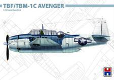 Hasegawa-Hobby2000 1:72 TBF/TBM-1C Avenger