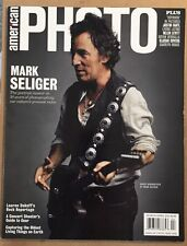 American Photo Mark Seliger Bruce Springsteen March/April 2015 FREE SHIPPING!