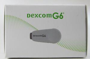 Dexcom G6 Transmitter NEU Originalverpackt - MHD 28.02.2021 (abgelaufen)