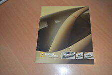 CATALOGUE Renault Megane Coupé Cabriolet de novembre 2004