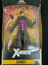 "Marvel Legends X-MEN GAMBIT 6"" Action Figure BAF Caliban NEW in BOX"