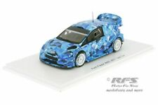 Ford Fiesta WRC 2017  Test Car  Ogier  Tänak  Evans  Rallye WM  1:43 Spark 5157
