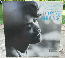 THE SENSITIVE SOUND OF DIONNE WARWICK LP SCEPTRE RECORDS NICE!