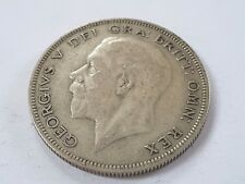 1929 George V Half crown (ref 3) nice coin
