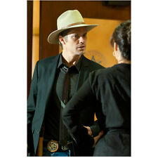 Justified Timothy Olyphant as Raylan Givens U.S. Marshall 8 x 10 Inch Photo