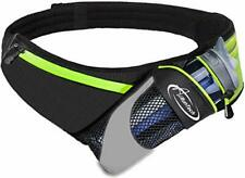 AiRunTech Upgraded No Bounce Hydration Belt Without Bottle Belt(Gr)