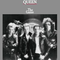 QUEEN - THE GAME (LIMITED BLACK VINYL)  VINYL LP NEW!