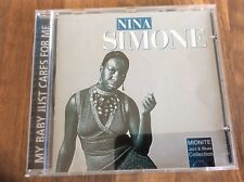 My Baby Just Cares for Me : Nina Simone CD
