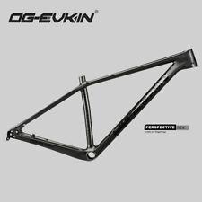 Bicycle Carbon MTB Frame 27.5er/29er T1000 Carbon Mountain Bike Frame BB92 Matte