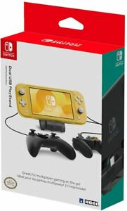 Switch Hori Dual USB PlayStand New