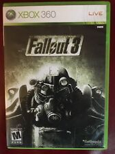 Fallout 3 Video Game for XBOX 360 TESTED