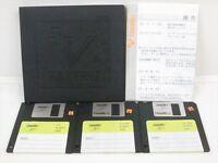 MSX NAMIDANO CANVAS Rewriting Disk TAKERU Msx2/2+ 3.5 2DD Japan Game 2327 msx