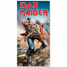 Asciugamano Iron Maiden The Trooper 301354#
