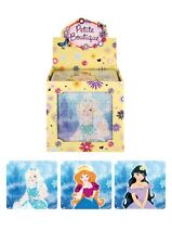 WHOLESALE X 108 ICE PRINCESS PUZZLES CARDBOARD JIGSAWS FUN PARTY BAG TOYS GAMES
