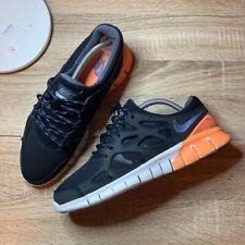 Nike Free Run 2 537732-051 Uk 8 Mens Sneakers Running Trainers Used