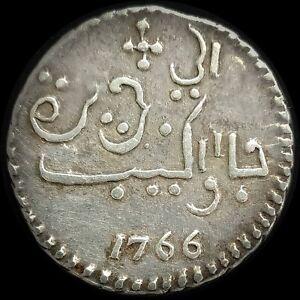 Netherlands East Indies 1 Java / Rupee 1766 Dutch East India Company