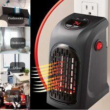 Mini Heater Handy Format Power Heizung Plug-in Steckdose Heizlüfter Wärmer 350W