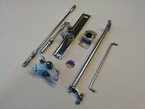 Jaguar E-type Throttle Linkage Kit 4.2