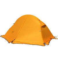 Naturehike 1 Person 3Season Tent Outdoor Camping Tent Ultralight with Snow Skirt