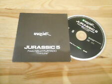 CD Hiphop Jurassic f / Nelly Furtado - This Line (1 Song) Promo INTERSCOPE cb