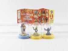 Lilo und & Stitch === Walt Disney 3 x Tomy Kuppel Figuren