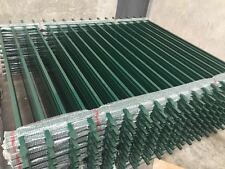 SECURITY FENCE PANEL HERITAGE GREEN 2100mm (H)x2400mm (W)