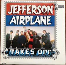 JEFFERSON AIRPLANE Takes off 1966 LP San Francisco psych RE Sundazed 2005 Mono